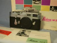 '         1959 M3 SS       ' Leica M3 35mm Rangefinder Camera Single Stroke + Inst  -NICE-CLASSIC VINTAGE CAMERA- £599.99